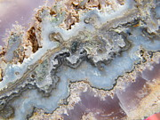 Animate Photos - Artistry of Swirls in Banded Fluorite by Mary Sedivy