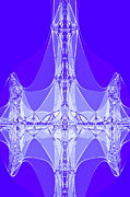 Digital Fractal Art Art - Arts Fractal by David Pyatt