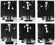 Arturo Toscanini Print by Granger