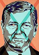 Neocon Prints - Ashcroft Print by Dennis McCann