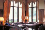 Couches Prints - Ashford Castle in Ireland Print by Carl Purcell