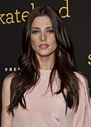 2010s Makeup Posters - Ashley Greene At Arrivals For Skateland Poster by Everett