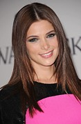 The 2011 Cfda Fashion Awards Prints - Ashley Greene At Arrivals For The 2011 Print by Everett