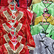 Clothes Clothing Art - Asian Clothes For Sale by Skip Nall