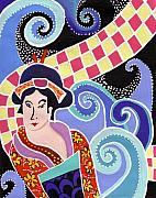 Lynnda Rakos - Asian Waves and Geisha