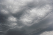 Sky Scape Art - Asperatus - Sky Before Storm by Michal Boubin