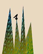 Aspire Print by Ann Powell