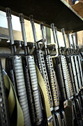 Assault Rifles Photo Framed Prints - Assault Rifles Stand Ready Framed Print by Stocktrek Images