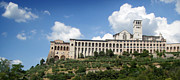 Gregory Dyer - Assisi Italy -  Basilica of San Francesco d