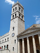 Gregory Dyer - Assisi Italy - Santa Maria sopra Minerva
