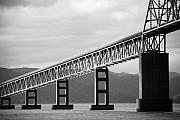 Bridge Photo Metal Prints - Astoria Bridge Metal Print by Alasdair Turner