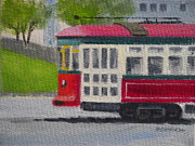 Tram Originals - Astoria Streetcar by Robert Rohrich