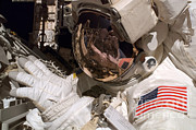 Featured Art - Astronaut Jim Reilly by Nasa