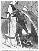 Mechanism Prints - Astronomer, 1869 Print by Granger