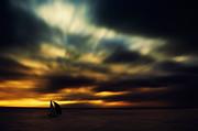 ....at Full Sail Print by Marek Czaja