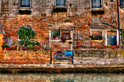 Backstreets Prints - At Home in Venice Print by Michael Berry
