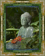 Buddhist Acrylic Prints - At Rest Acrylic Print by Bell And Todd
