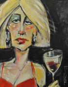 Blonde Paintings - At The Gala - Reprise by Tim Nyberg
