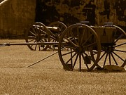 Canons Originals - At The Ready by Bill Holton