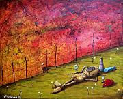 Fabio Napoleoni - At The Same Moment They...