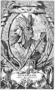Native Ruler Prints - Atahualpa, The Last Incan Emperor Print by Cci Archives