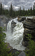 Gregory Dyer - Athabasca Falls - Jasper National Park - 02