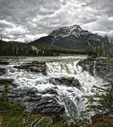 Gregory Dyer - Athabasca Falls - Jasper National Park