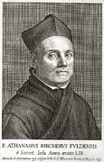 50s Photos - Athanasius Kircher, German Scholar by Library For The Performing Artsnew York Public Library