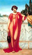 Athenais Print by Sumit Mehndiratta