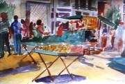 George Siaba - Athens flea market