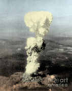 Little Boy Prints - Atomic Bombing Of Hiroshima Print by Science Source