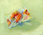 Candy Painting Originals - Atomic Fireball by Kimberly Santini