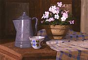 Antiques Paintings - Attic Treasures by Dale Ziegler