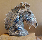 Grey Sculptures - Attitude by Jane Hellstrom