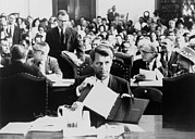 Rfk Photos - Attorney General Robert Kennedy by Everett