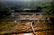 Matthew Winn - Au Train Falls in the Mist
