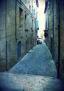 Auch-small Street Print by Sandrine Pelissier