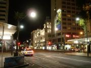 City Streets Photo Originals - Auckland by Night by Padamvir Singh