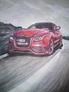 Blockbuster Art - Audi 2010 by Sandeep Kumar Sahota