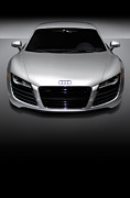 Super Car Prints - Audi R8 Sports Car Print by Oleksiy Maksymenko