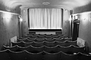 50s Photos - Auditorium Of A Small Private Cinema by Joe Fox