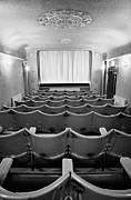 50s Photos - Auditorium Of Small Private Cinema by Joe Fox