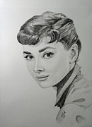 Actresses Originals - Audrey by Liza Cook