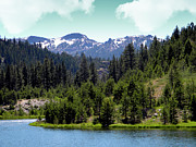 Frank Wilson - August Snows in the Sierras
