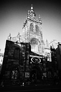 Augustine Metal Prints - Augustine United Church Augustines Venue Edinburgh Scotland Uk United Kingdom Metal Print by Joe Fox