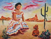 Suzanne  Marie Leclair - Aunt Frannie in Arizona