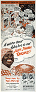 Caricature Art - Aunt Jemima Ad, 1948 by Granger