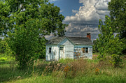 Shack Photos - Aunt Lizzys House by Pamela Baker