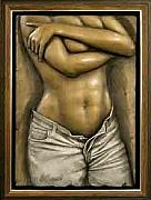 Nudes Reliefs - Aura by Bill Mack