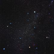 Auriga Constellation Print by Eckhard Slawik